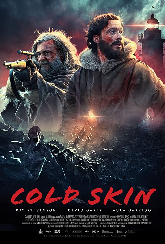 Cold Skin 2018 Hindi ORG Dual Audio 600MB BluRay 720p HEVC x265 ESubs