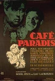 Café Paradis Poster