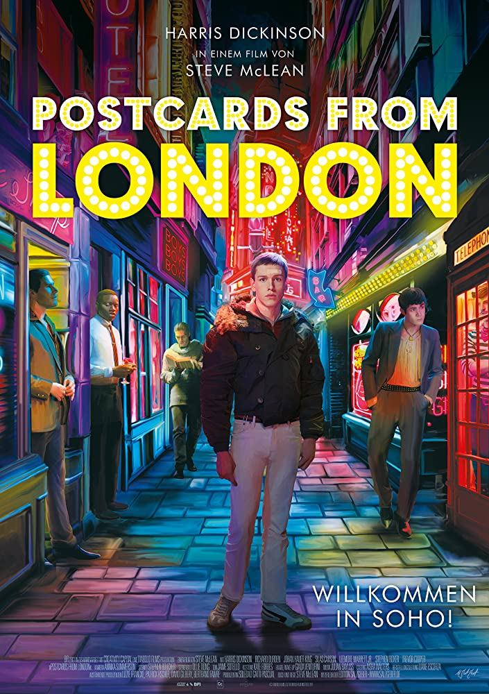Download Postcards from London