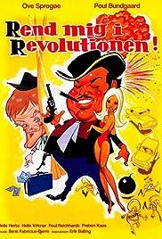 Rend mig i revolutionen Poster