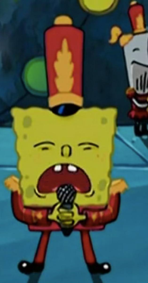 spongebob squarepants the secret box band geeks tv episode