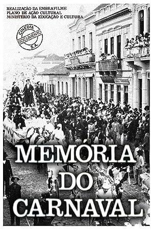 Memória do Carnaval