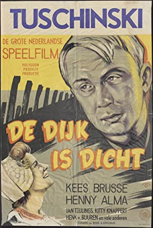 De dijk is dicht film Poster
