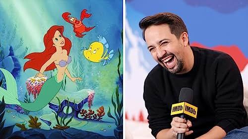 Lin-Manuel Miranda Revisits a 'Little Mermaid' Childhood Memory