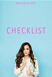 Megan Nicole: Checklist Poster