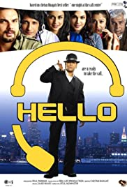 Hello (2008) Poster - Movie Forum, Cast, Reviews