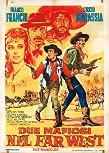 Best torrent site to download english movies Due mafiosi nel Far West [2048x2048]