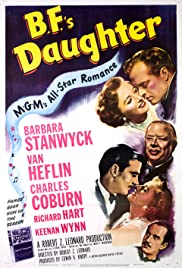 B.F.'s Daughter (1948) Poster - Movie Forum, Cast, Reviews