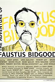 The Adventure of Faustus Bidgood Poster