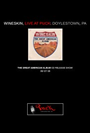 Wineskin, Live at Puck: Doylestown, PA Poster