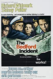 The Bedford Incident (1965) Poster - Movie Forum, Cast, Reviews