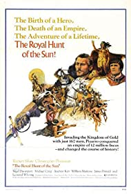 The Royal Hunt of the Sun Poster - Movie Forum, Cast, Reviews