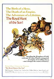 The Royal Hunt of the Sun Poster