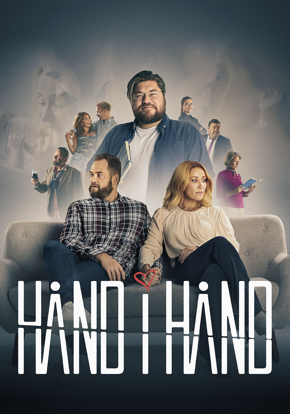 Hånd i hånd (TV Series 2018– ) - IMDb