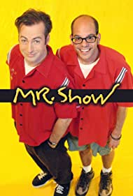 David Cross and Bob Odenkirk in Mr. Show with Bob and David (1995)