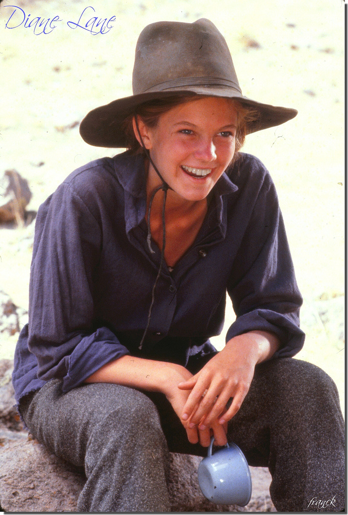 Diane Lane in Cattle Annie and Little Britches (1981)