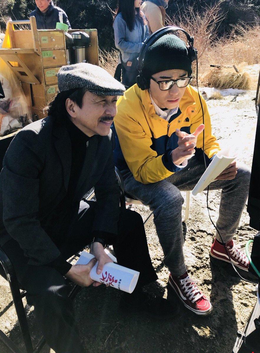 Fumiyo Kohinata and Masahiro Higashide in The Confidence Man JP (2018)