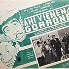 Antonio Espino and Manuel Palacios in Ahí vienen los gorrones (1953)