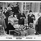 Bette Davis, Ann-Margret, Peter Falk, Glenn Ford, Edward Everett Horton, Thomas Mitchell, and Arthur O'Connell in Pocketful of Miracles (1961)