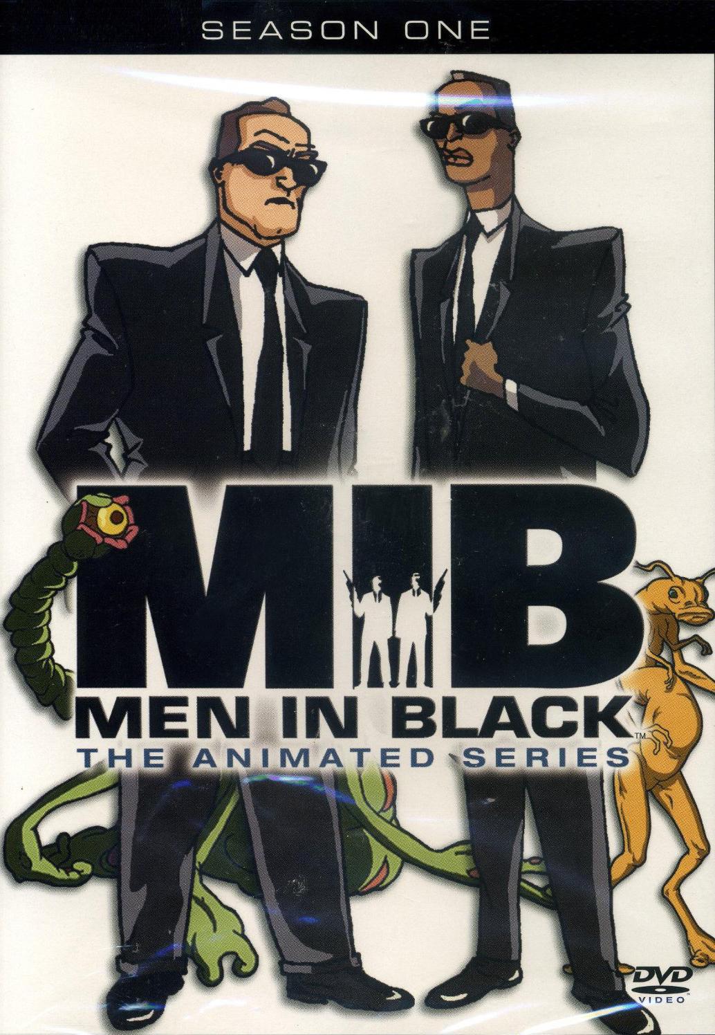 Men in Black: The Series (1997)