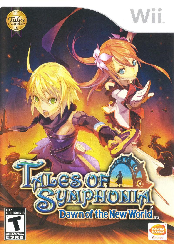 دانلود زیرنویس فارسی فیلم Tales of Symphonia: Dawn of the New World