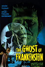 The Ghost of Frankenstein (1942) 720p