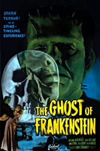 Digital movie downloads for ipod The Ghost of Frankenstein [720x1280]
