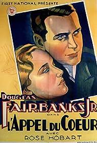 Douglas Fairbanks Jr. and Rose Hobart in Chances (1931)