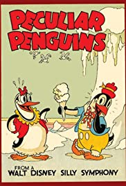 Peculiar Penguins Poster