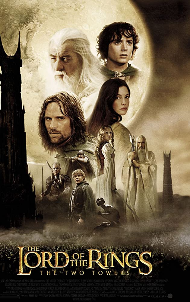 Free Download The Lord of the Rings: The Two Towers Full Movie