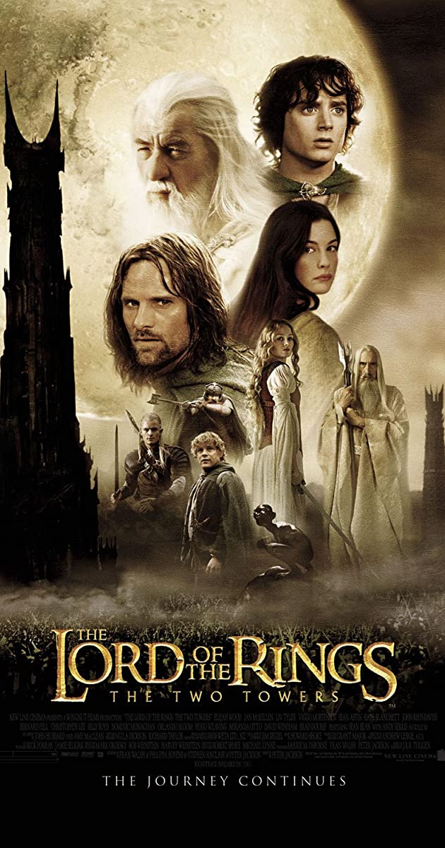 The Lord of the Rings The Two Towers (2002) [1080p]