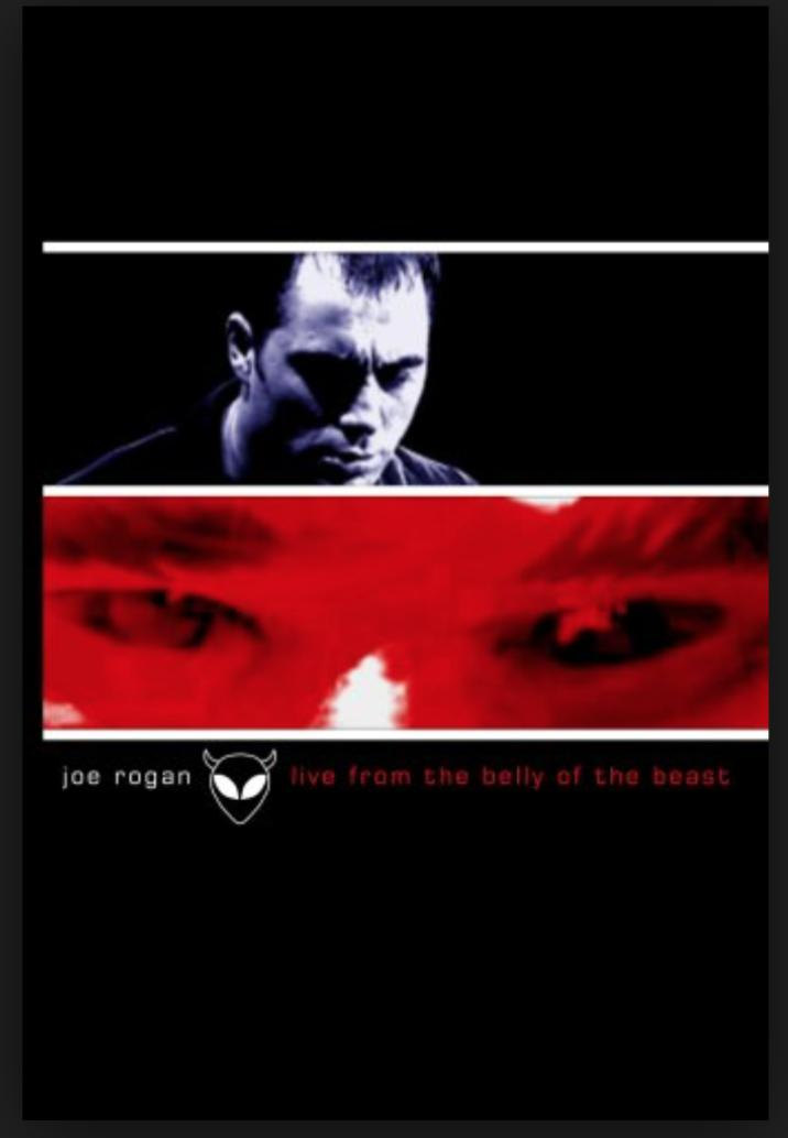 Joe Rogan Live From The Belly Of The Beast Video 2001 Imdb