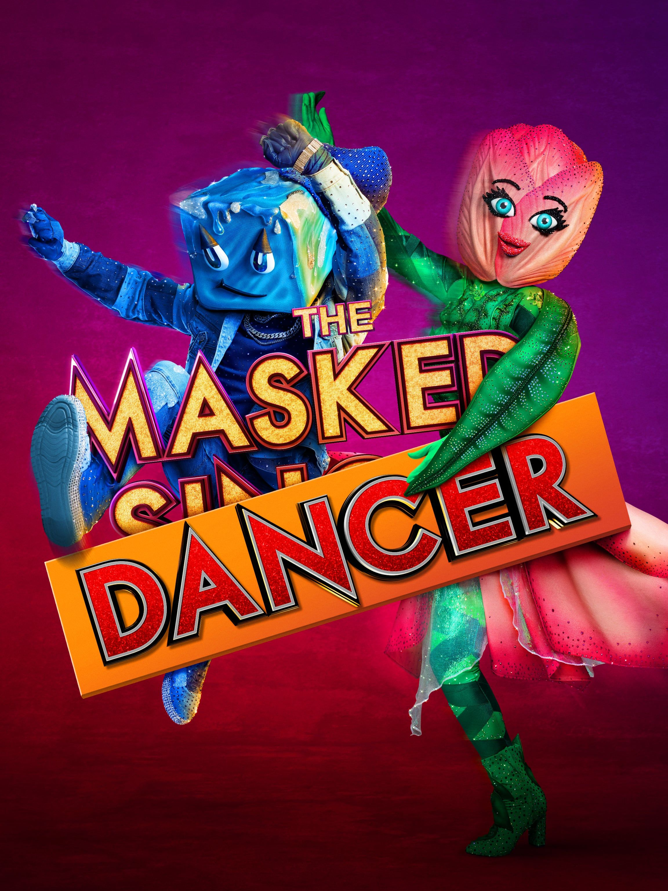 Image result for the masked dancer
