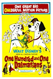 One Hundred and One Dalmatians (1961) 720p