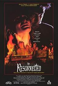 Jane Sibbett and John Terry in The Resurrected (1991)