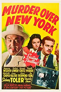 Full hd movies torrent free download Murder Over New York USA [FullHD]