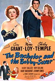 Cary Grant, Shirley Temple, and Myrna Loy in The Bachelor and the Bobby-Soxer (1947)