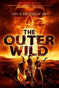 Christian Oliver, Jeffrey Vincent Parise, Dean Stapleton, Jimmy Jean-Louis, Zach Roerig, Lauren McKnight, and Tory Taranova in The Outer Wild (2018)