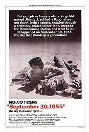 September 30, 1955(1977) Poster - Movie Forum, Cast, Reviews
