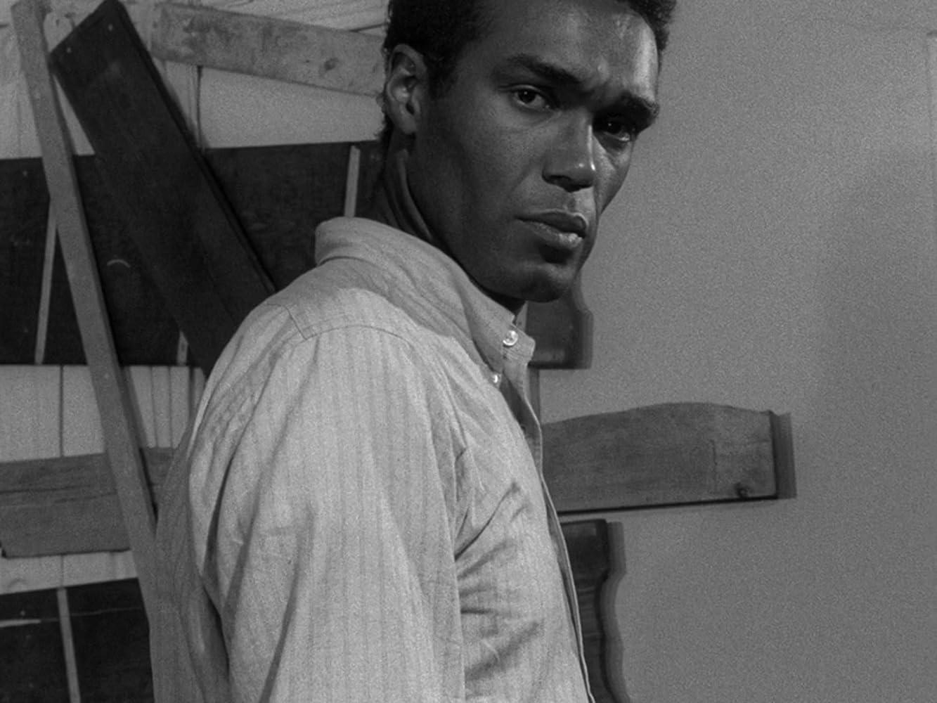 Duane Jones in Night of the Living Dead (1968)