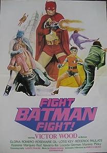 Fight! Batman, Fight!