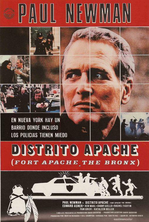 fort apache the bronx (1981) trailer
