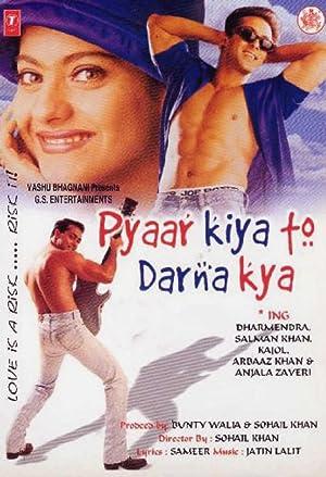 Salman Khan Pyaar Kiya To Darna Kya Movie