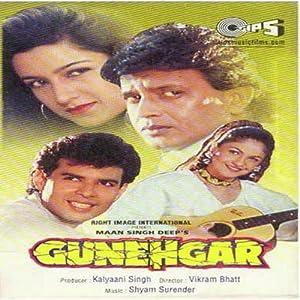 Gunehgar movie, song and  lyrics