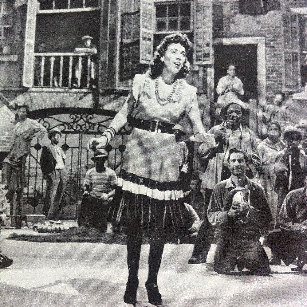 Anne Brown in Rhapsody in Blue (1945)