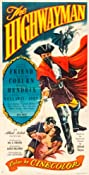 The Highwayman (1951) Poster