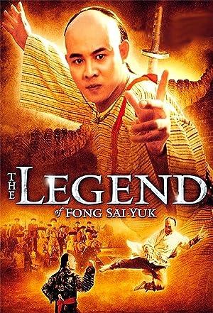 Jet Li The Legend Movie