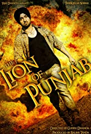 The Lion of Punjab Poster