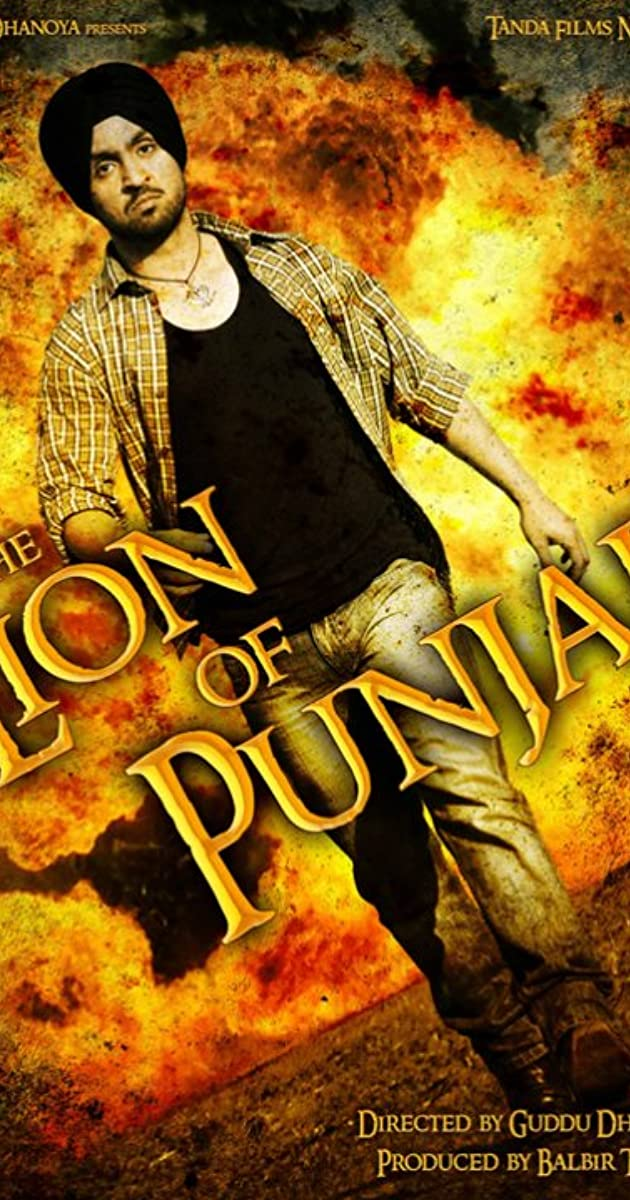 the lion of punjab full movie 480p