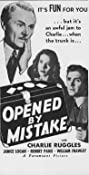 Opened by Mistake (1940) Poster